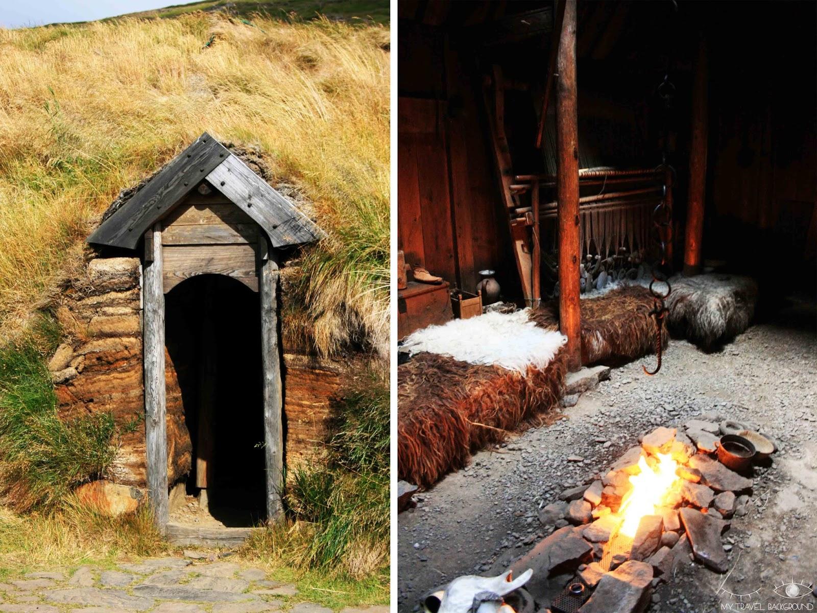 My Travel Background : 18 lieux à découvrir absolument en Islande, visiter une ancienne ferme Viking