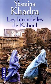 les hirondelles de Kaboul - Yasmina Khadra.