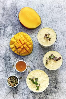 Osvežavajući smuti sa mangom