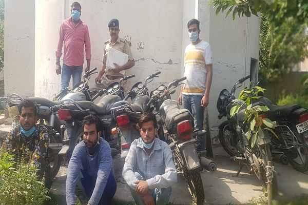 faridabad-news-crime-branch-sector-85-arrested-3-chor-26-october