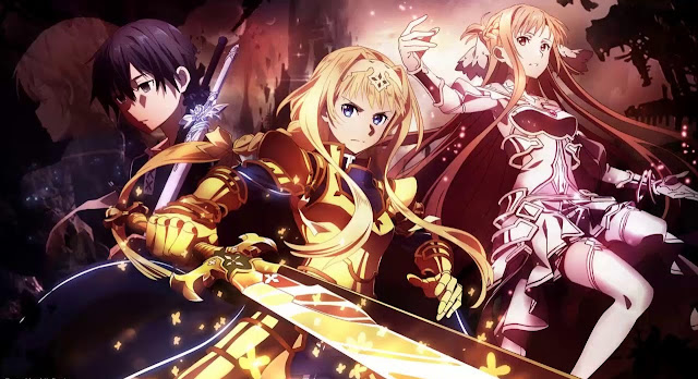 Rekomendasi Anime Series Fall 2019