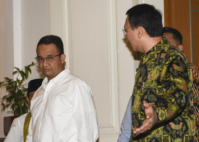 Sebut Pertamina Rugi Gara-gara Anies, Geisz Chalifah Ajak 'BuzzeRp' Demo Kantor Pertamina Dekat Monas
