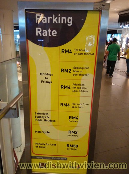 Parking rate in kuala lumpur nu sentral car parking fee rate Rate your builder
