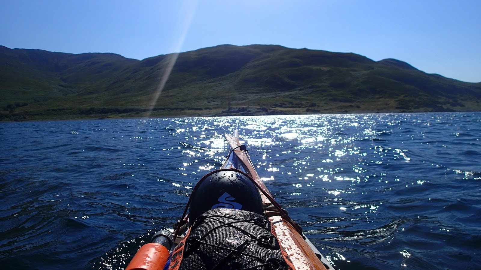 Stuart Yendle - Sea Kayak Adventures