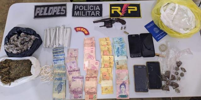 Operação em Santana do Ipanema, Olho D' Água das Flores e São José da Tapera  prende mais três envolvidos em tráfico e clonagem de veículos