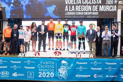 Vuelta a Murcia, Puro Ciclismo, purociclismo, blog, ciclismo,  giro, tour, vuelta, clásicas, bici, bicicletas, noticias, entrevistas, ciclocross, mtb, btt, cx, pista, Vuelta Ciclista Murcia