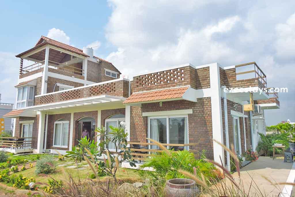 ezeestays beach house for rent in ecr chennai