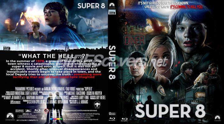 Phim Quái Vật Vũ Trụ - Super 8 (2011)