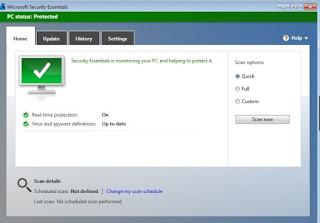 مايكروسوفت سكيورتي 64