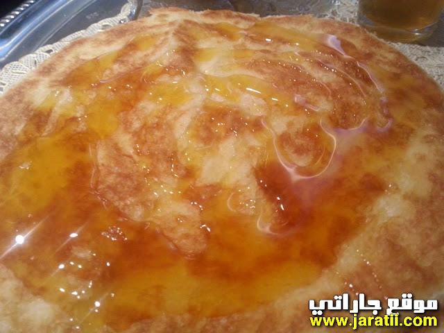 المخمار المغربي بطريقة سهلة جدا بالصور