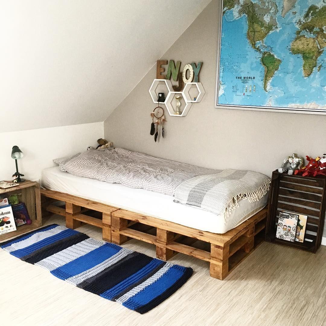 Cómo hacer una cama de palets paso a paso_23