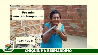Chiquinha Bernardino - A DAMA DO BRILHO
