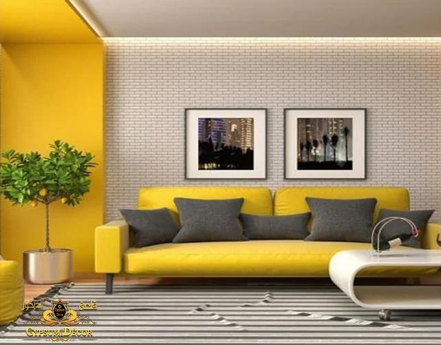 ألوان طلاء الجدران