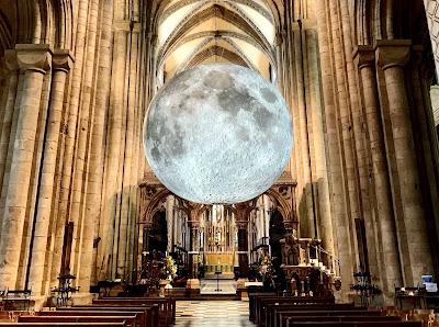 Durham: moon