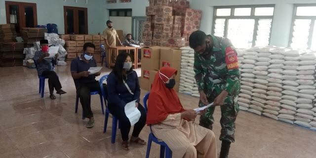140 Keluarga Di Jambukulon Ceper Terima BLT DD IV