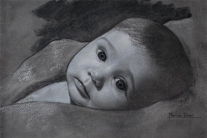 Современные французские художники. Marina Dieul 21