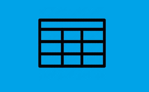 3 Cara Membuat Tabel Responsive Keren Di Blog