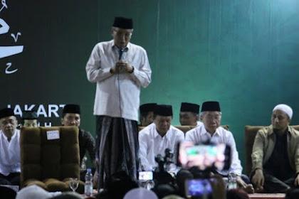 Tumben, Said Aqil Sapa Anies Sayyidil Habib di Acara Maulid Akbar