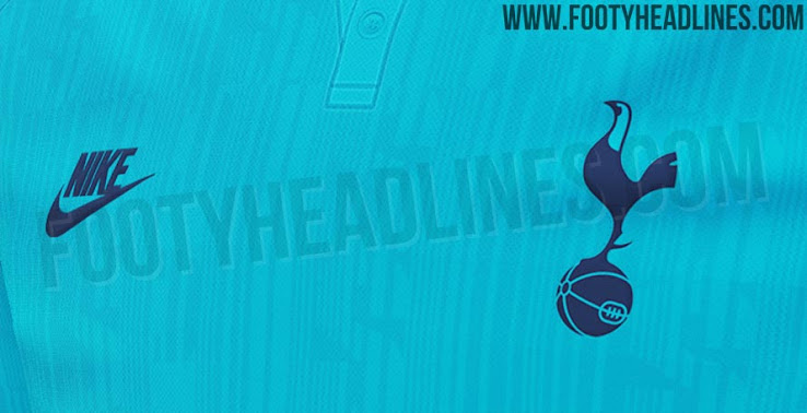 Nike Tottenham Hotspur 19-20 Third Kit Leaked - Footy Headlines