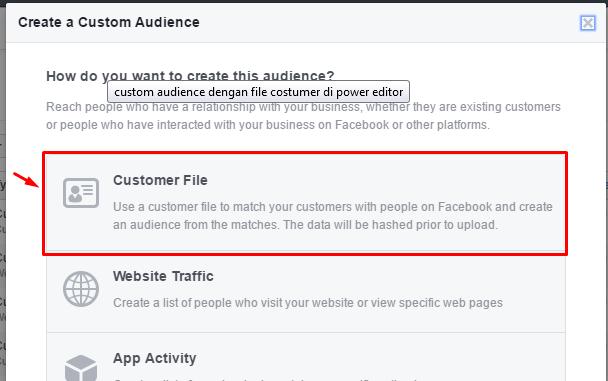Trik Facebook Ads