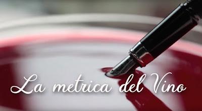metrica vino poesia rime ritmo