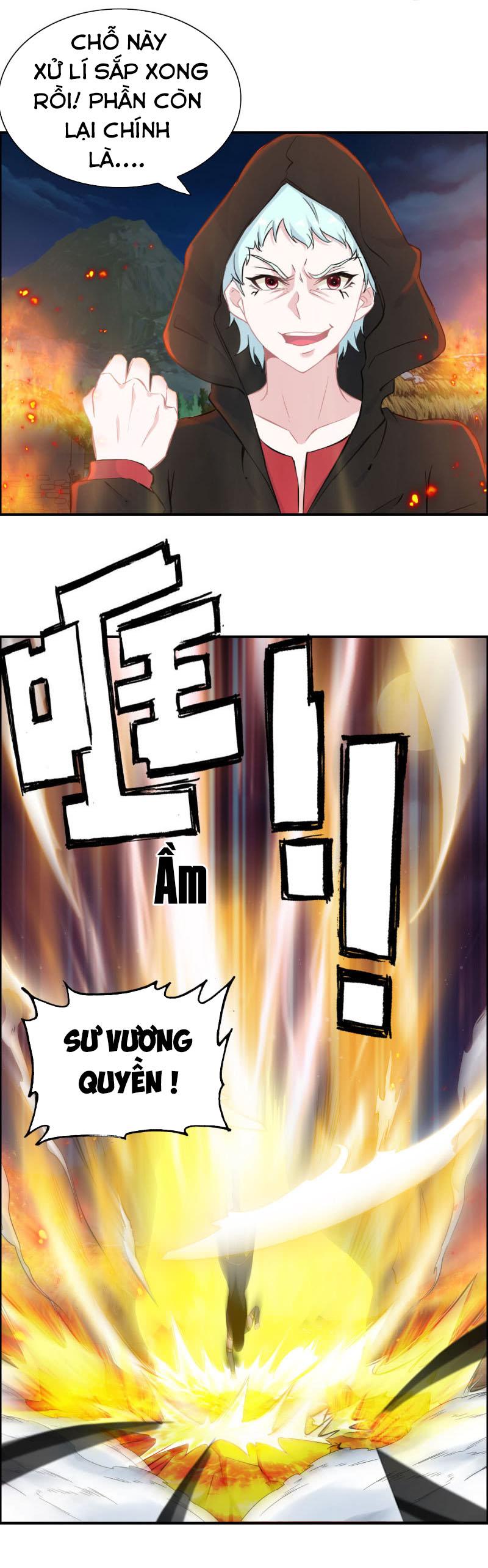 Thần Ma Thiên Sát Chap 129 . Next Chap Chap 130