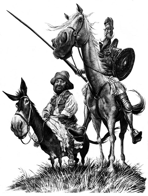 Sancho sobre los reyes: «pájaro más inútil que un rey, en ningún barbecho crecerá»