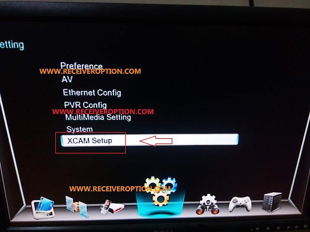 ECHQLINK T9 HIGH CLASS HD RECEIVER POWERVU KEY OPTION