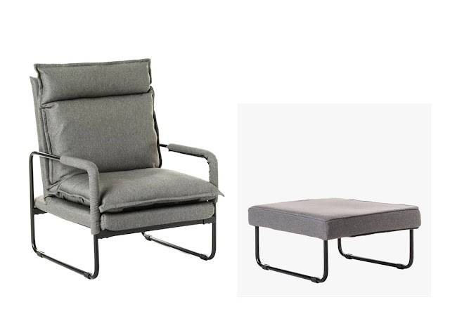 DAD'S NEW FAVORITE CHAIR FROM SM HOME