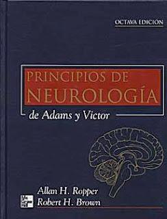 Principios De Neurologia - Adams y Visctor - 8va Edicion