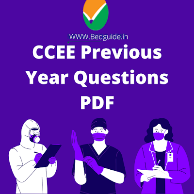 College Common Entrance Exam Questions Paper PDF
