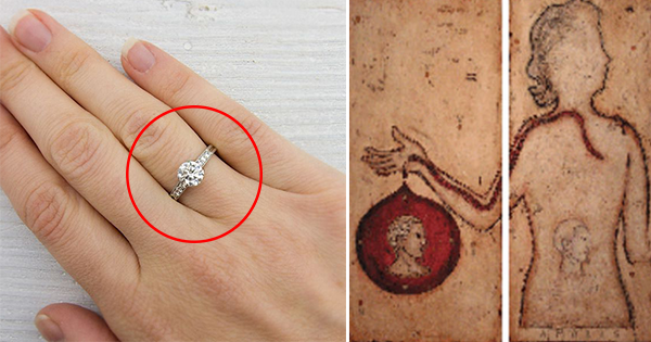 Why Are Wedding Rings Worn On The Fourth Finger Of The