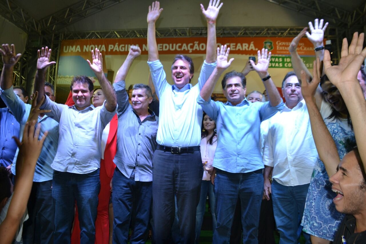 BLOG WILSON GOMES: Deputado Leônidas Cristino participa de ...