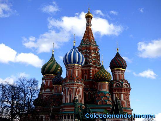 Catedral de San Basilio Moscú