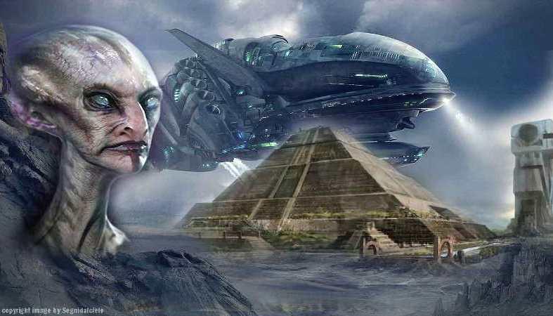 Η Πυραμίδα που Χρησιμοποιήθηκε ως Χώρος Προσγείωσης και Ανεφοδιασμού πριν 12.000 χρόνια