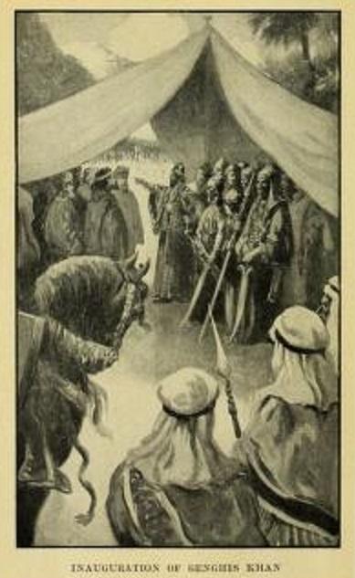 History of Genghis Khan PDF book by Jacob Abbott