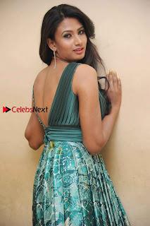 Actress Vinaya Pos at Haalu Thuppa Movie Press meet  0005.jpg