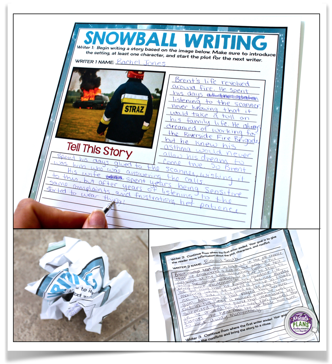 Collaborative Teaching Essay ~ Collaborative writing activities the secondary english
