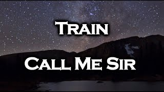 Chord Gitar/Kunci Gitar Train - Call Me Sir (Official Video) ft. Cam, Travie McCoy