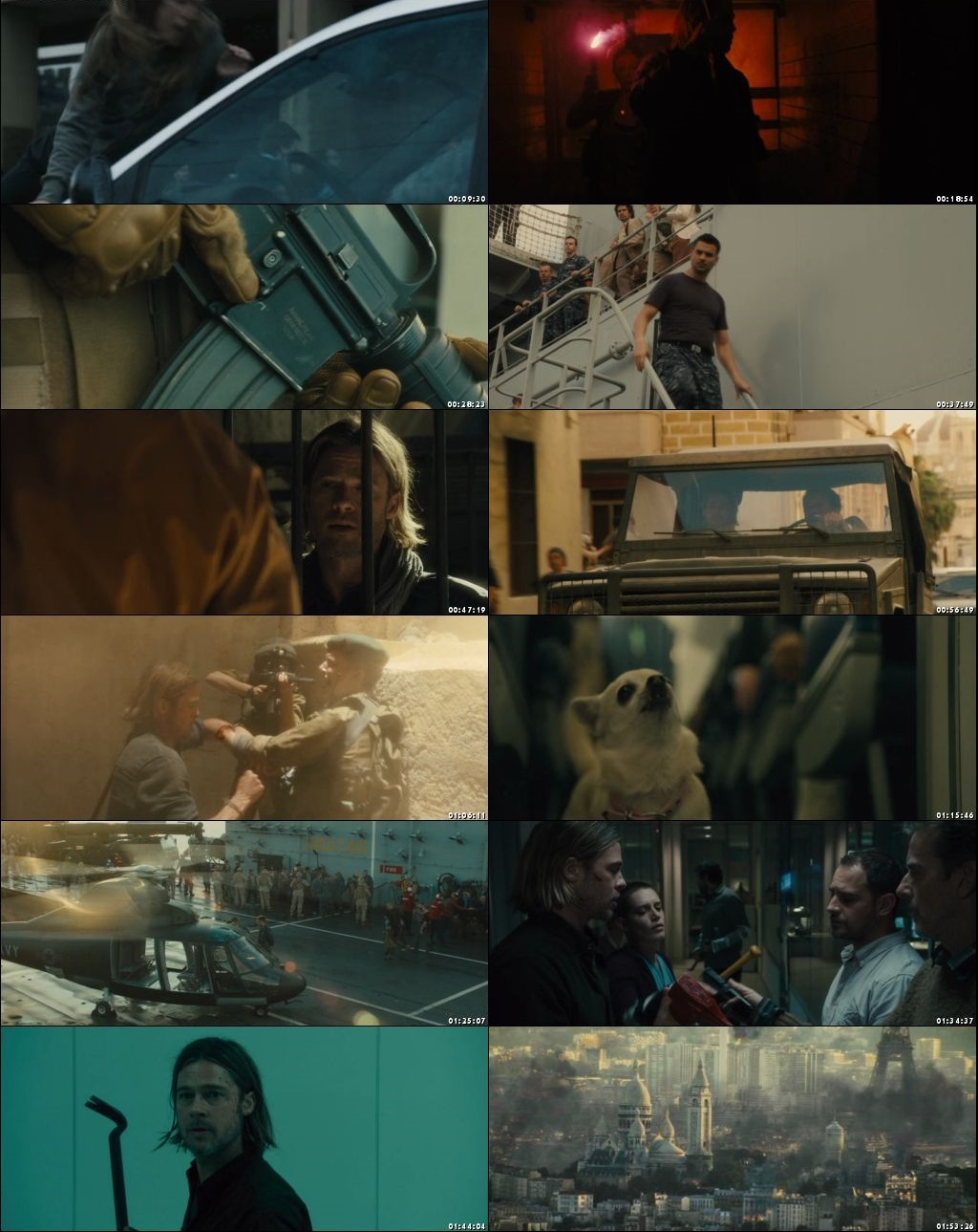Watch World War Z 2 Full Movie Online Free - Putlocker