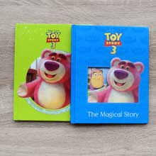 Toy Story 3 Story Books for Toddler, Pre-School Kids in Port Harcourt, Nigeria