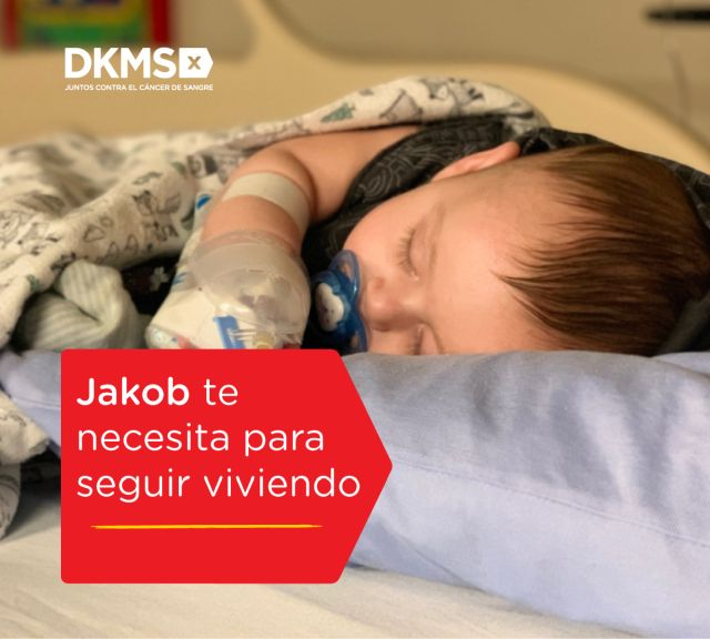 Donantes para Jakob