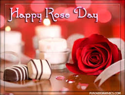 rose day my love
