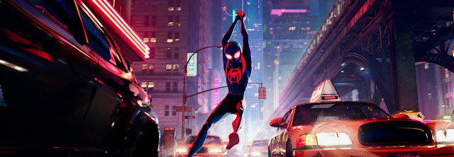CRITICA | Spider-Man: Un Nuevo Universo