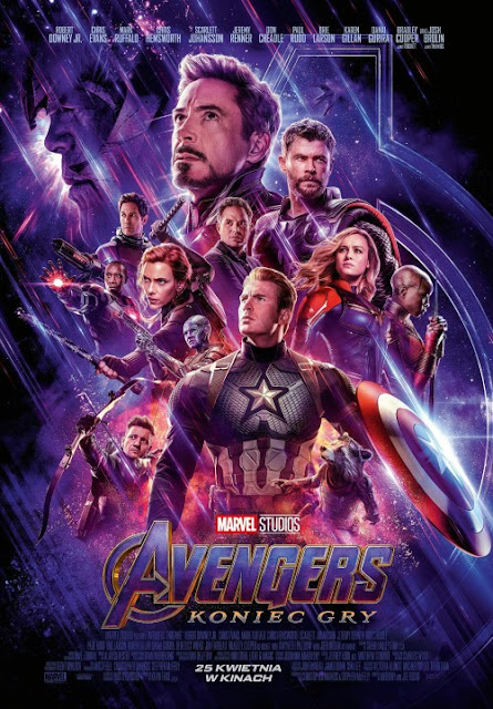 """Coś się kończy, coś się zaczyna, czyli spoilerowa recenzja """"Avengers: Koniec Gry"""""""