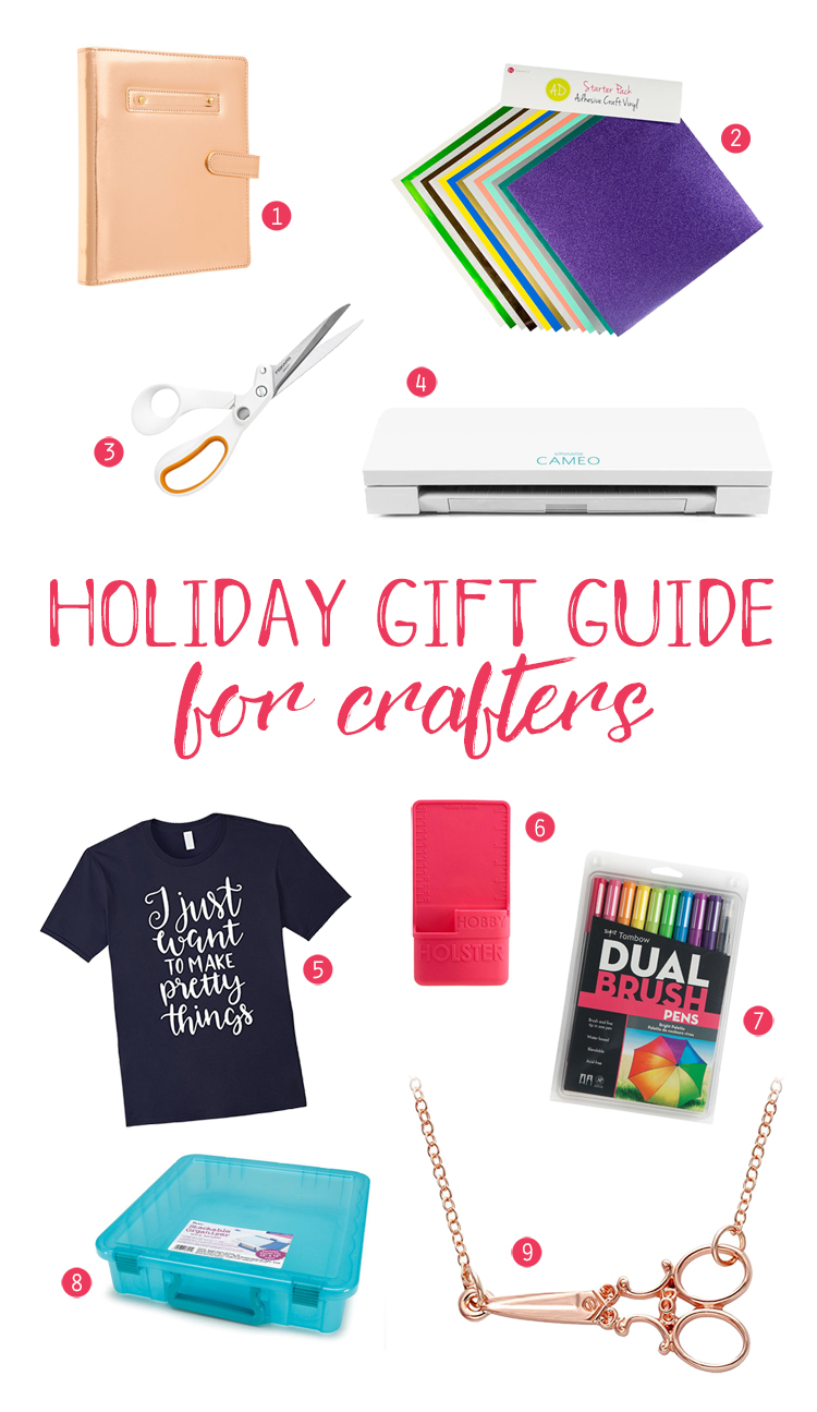 2017 Holiday Gift Guide for Crafters