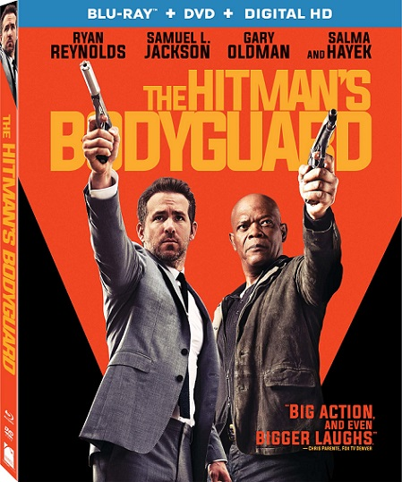 The Hitman's Bodyguard (Duro de Cuidar) (2017) 720p y 1080p BDRip mkv Dual Audio AC3 5.1 ch