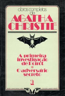 A primeira investigação de Poirot - Agatha Christie