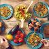 Bayramda yemeğe sebzelerle başlayın
