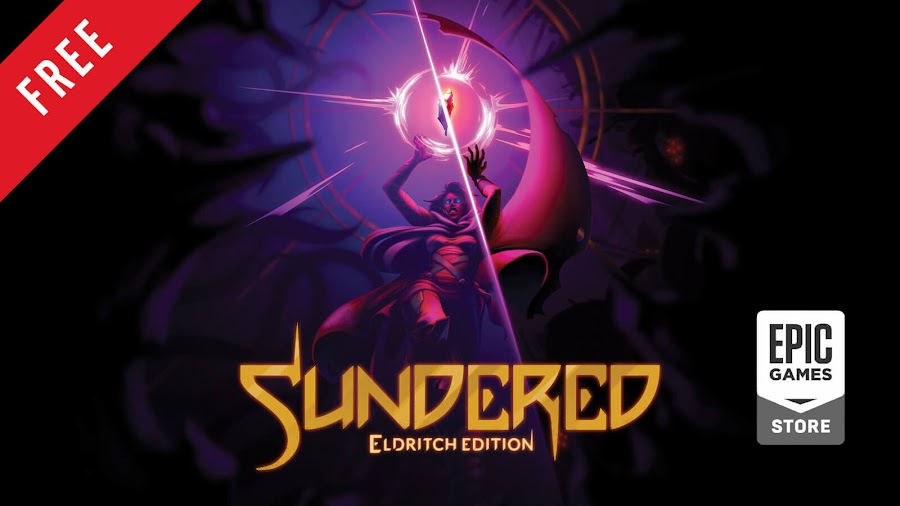 sundered eldritch edition free pc game epic games store metroidvania action-adventure game thunder lotus games